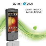 A50 Garmin-Asus