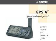 Gps V - Garmin