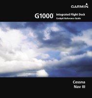 Cessna Nav III - Garmin