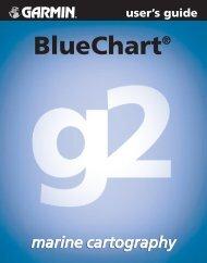BlueChart® - Garmin