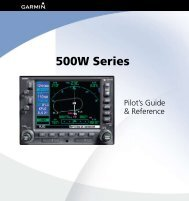 Pilot's Guide & Reference - Garmin