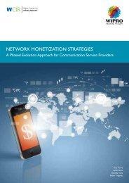 Network MoNetizatioN StrategieS