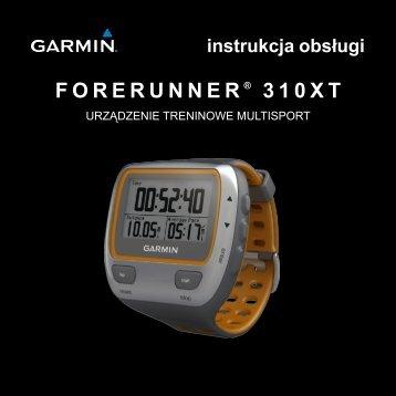 FORERUNNER ® 310XT