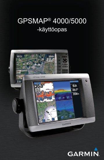 GPSMAP® 4000/5000 - Garmin