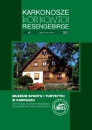 KARKONOSZE - Muzeum Sportu i Turystyki w Karpaczu