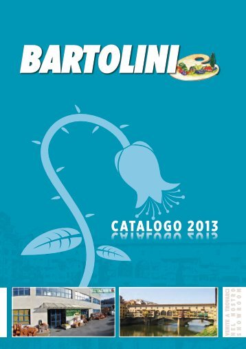 CATALOGO 2013 - Bartoliniangelo.it