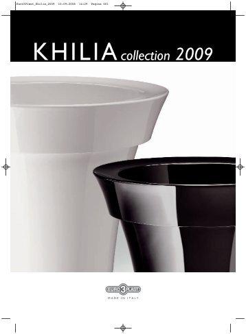 KHILIAcollection 2009 - Euro 3 Plast