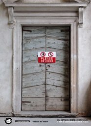 PLEASE DISTURB - Fuori Biennale