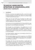 technische voorschriften betreffende de binneninstallaties ... - Page 3