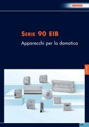 SERIE 90 EIB - Gewiss
