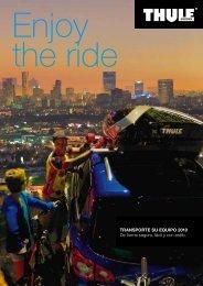 Catálogo Thule 2010 - Amigos del ciclismo