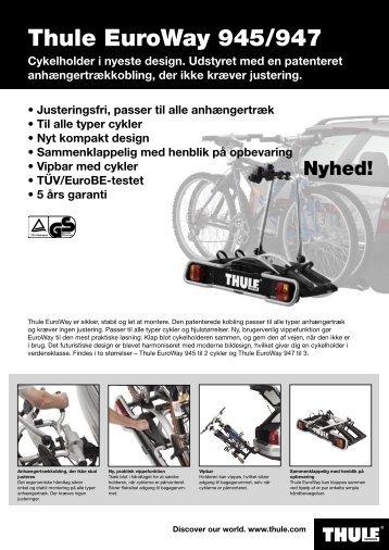 Thule EuroWay 945/947