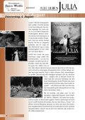 Donnerstag, 11. August - Butzbach: Capitol Kino - Page 4