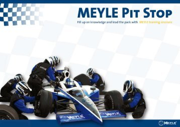 Currently available training opportunities can be found here - MEYLE