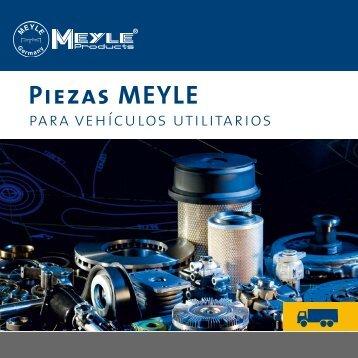 Piezas MEYLE para vehículos utilitarios