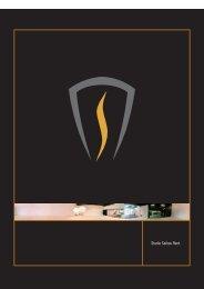 Broschüre Rent - Studio Saibou