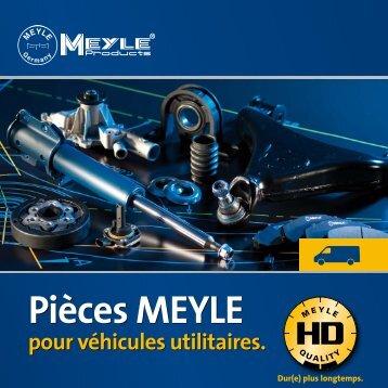 Téléchargements flyer véhicules utilitaires - Meyle
