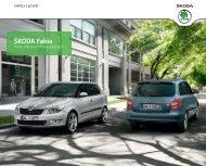 Fabia Preis - Autohaus G. Rudolf Seiler GmbH