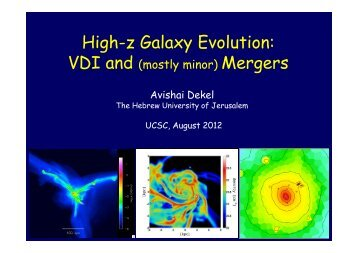 In-situ and ex-situ galaxy evolution at