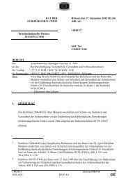 14020/12 - Öffentliches Register der Ratsdokumente