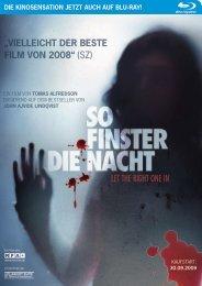 """""""vielleicht der beste Film von 2008"""" (SZ) - MFA Film"""