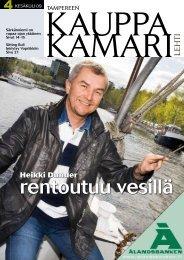 Lataa Tampereen kauppakamarilehti 4_09 (PDF, 4.5 MB)