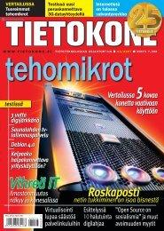 Tietokone 13/2007