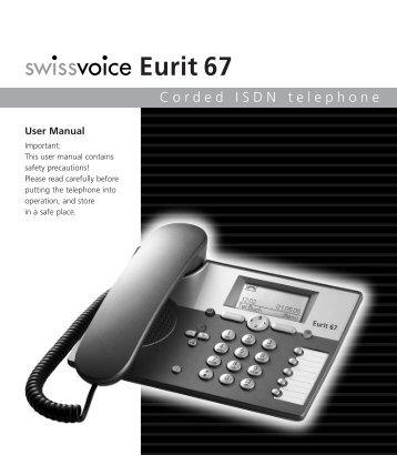 Eurit 67 - Swissvoice.net