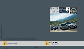 DODATNA OPREMA - Renault
