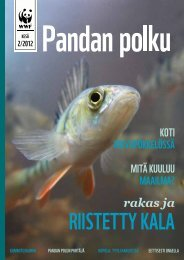 Pandan polku 2/2012 - WWF