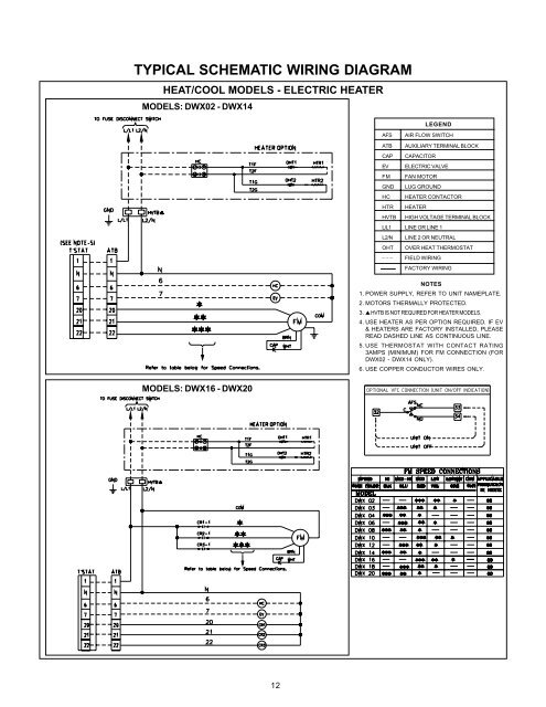 Fan Coil Unit Wiring Diagram - Wiring Diagrams ROCK