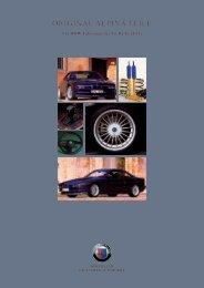 E31 Parts & Accessory - BMW Alpina