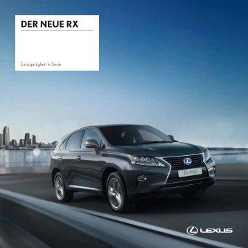DER NEUE RX - Lexus