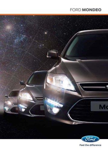 Ford Mondeo Online Katalog - Eigenthaler