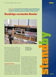 Standby November 2010 - KARRIEREPASS.ch