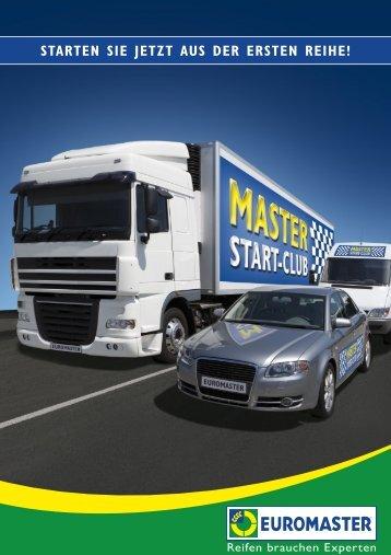 MASter-StArt-CLub - Euromaster