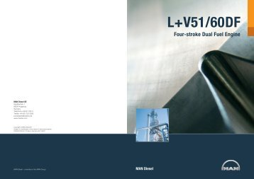 View Engine Brochure 51/60 DF - MAN Diesel & Turbo Australia