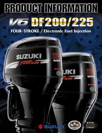 Suzuki's Award Winning Technology - American Suzuki Motor ...
