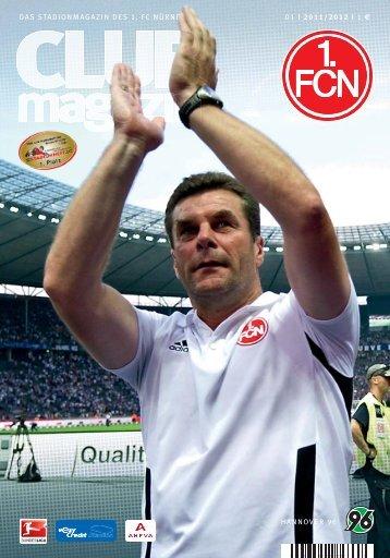 Zum Download der PDF geht's hier. - 1. FC Nürnberg