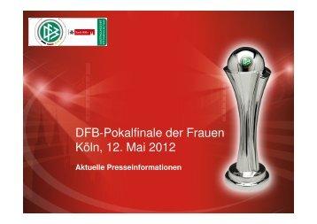 DFB-Pokalfinale der Frauen in Köln - Manuela Ferling Management