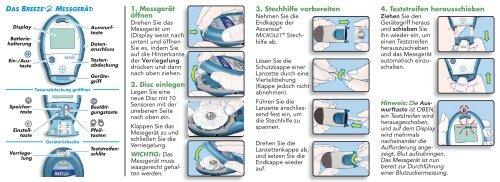 CONTOUR®NEXT ONE Blutzucker-Messgerät | Produkt | Webshop | Ascensia Diabetes Care Switzerland AG