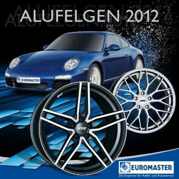 ALUFELGEN 2012 - Reber Reifenhaus & KFZ-Service