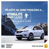 Stáhnout PDF leták - Renault Česká republika