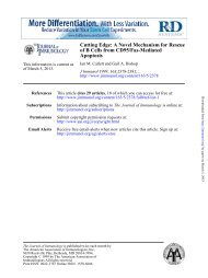 Cutting Edge - The Journal of Immunology