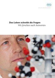 Firmenbroschüre - Roche
