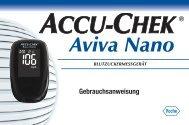 Accu-Chek Aviva Nano DE - bei Accu-Chek