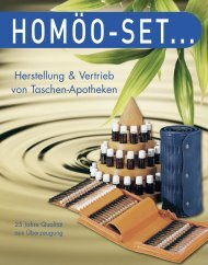 Katalog - download - Homöo-Set