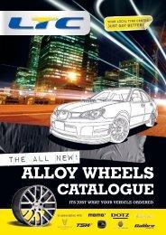 ALLOY WHEELS - Car Tyres
