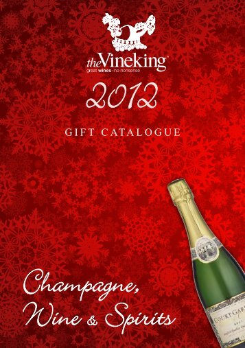 Champagne, Wine & Spirits - The Vineking
