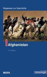 Wegweiser zur Geschichte: Afghanistan - MgFa